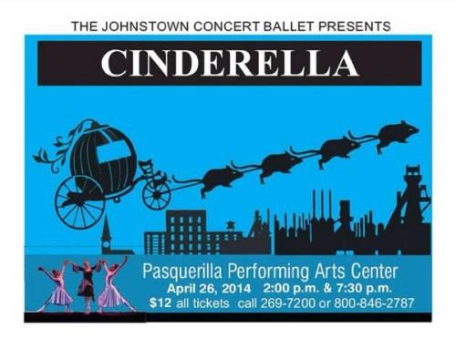 Spring Performance 2014 – Cinderella